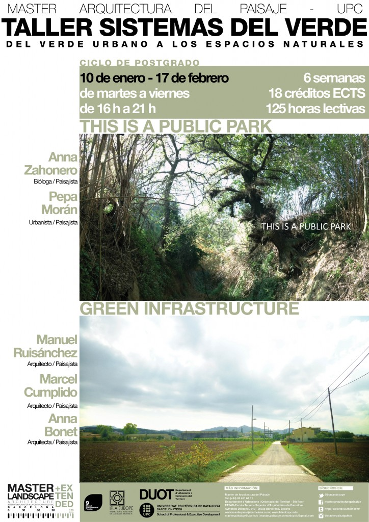 poster sistemas del verde (B1-B2)